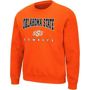 Men's Colosseum Oklahoma State Cowboys Volume Sweatshirt