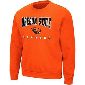 Men's Colosseum Oregon State Beavers Volume Sweatshirt