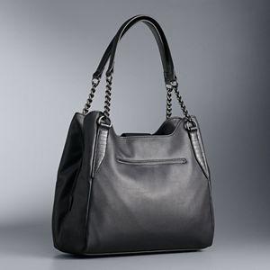 Simply Vera Vera Wang Tess Triple Shoulder Bag