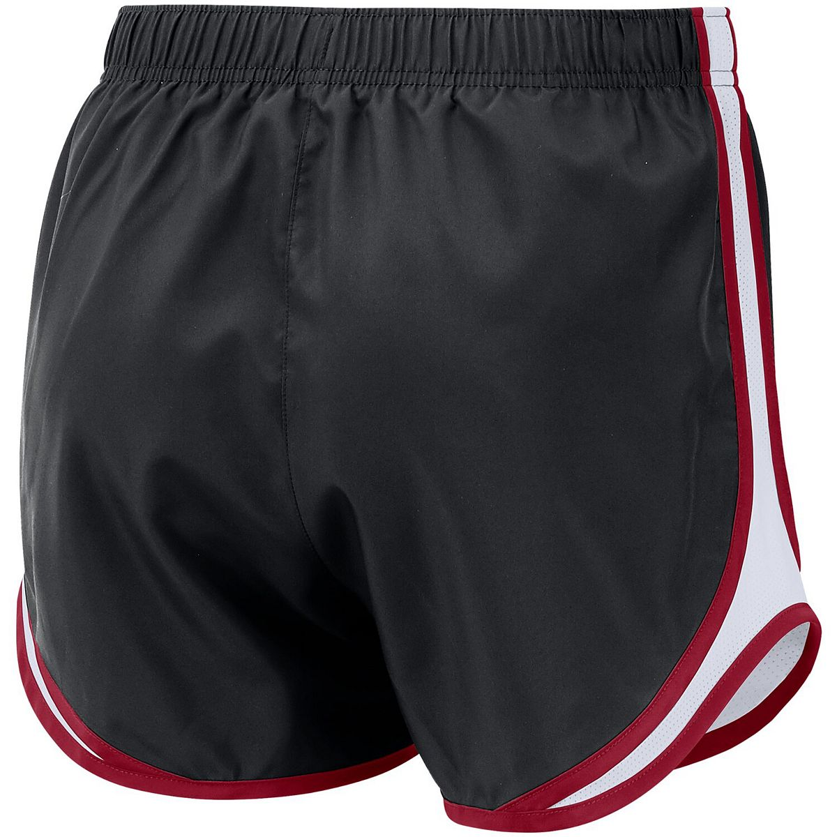 Women's Nike Black Alabama Crimson Tide Tempo Team Performance Shorts Qbqsp