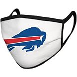 Adult Fanatics Branded Buffalo Bills Cloth Face Covering - MADE IN USA