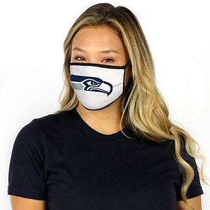 Adult Fanatics Branded Seattle Seahawks Cloth Face Covering - MADE IN USA