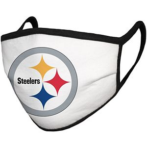 Adult Fanatics Branded Pittsburgh Steelers Cloth Face Covering - MADE IN USA