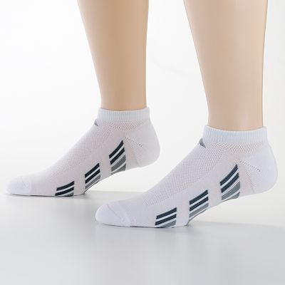 adidas 2-pk. ClimaCool No-Show Performance Socks