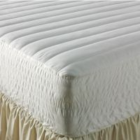 The Big One® Microfiber Mattress Pad - Queen