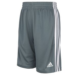 Boys 8-20 adidas Classic Three-Stripe Shorts