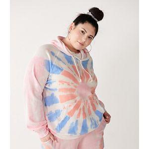 Juniors' SO® Core Raglan Pullover Hoodie Sweatshirt