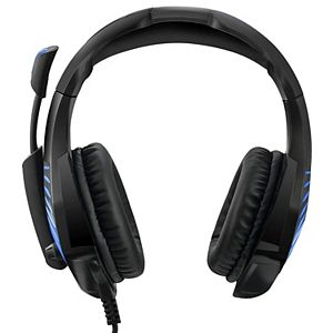 Adesso Xtreme G4 Virtual 7.1 Surround Sound Gaming Headset with Vibration