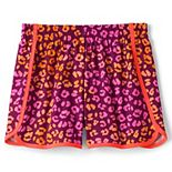 Girls 7-16 Lands' End Active Woven Shorts in Regular & Plus Size