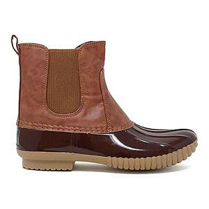 Yoki Dylan 81 Women's Chelsea Winter Boots