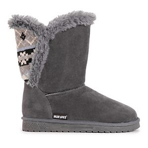 MUK LUKS Casey Women's Water-Resistant Winter Boots