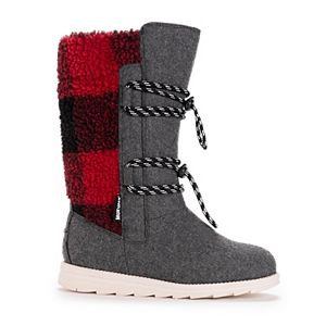 MUK LUKS Dinah Women's Water Resistant Winter Boots