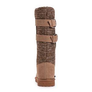 MUK LUKS Jean Women's Water Resistant Winter Boots