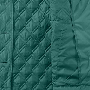 Women's Lands' End Packable Insulated Quilted Barn Jacket