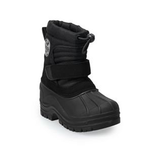 totes Taelor Toddler Boys' Waterproof Winter Boots