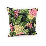 Jordan Manufacturing Indoor/Outdoor Throw Pillow