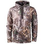 Men's Realtree Camo Minnesota Vikings Champion Tech Fleece Pullover Hoodie