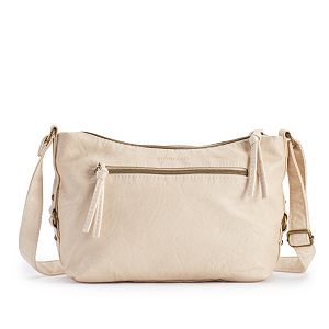 Women's Stone & Company Smokey Mountain Side Ring Hobo Bag