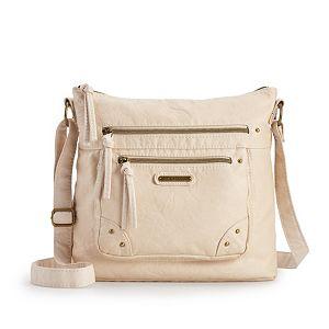 Women's Stone & Co. Smokey Mountain Bucket Crossbody Bag
