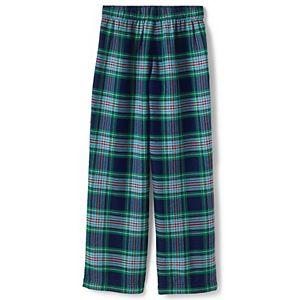 Kids' 4-20 Lands' End Flannel Pajama Pants