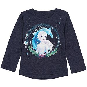 Disney's Frozen Toddler Girl Magic Night Elsa Graphic Tee by Jumping Beans®
