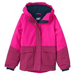 Toddler Girl Lands' End Squall Waterproof Winter Jacket