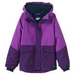 Toddler Girl Lands' End Squall Waterproof Winter Jacket