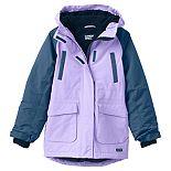 Toddler Girl Lands' End Squall Waterproof Winter Parka Jacket