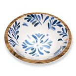 Food Network? Mediterranean Acacia Wood Serving Bowl