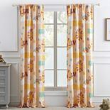 Greenland Home Fashions 2-pack Cassidy Window Curtain Set