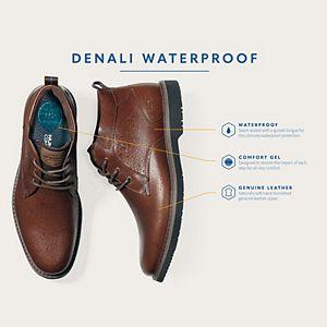 Nunn Bush Denali Men's Waterproof Chukka Boots