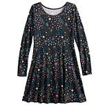 Girls 4-20 SO® Skater Dress