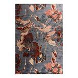 Art Carpet Adenning Floral Rug