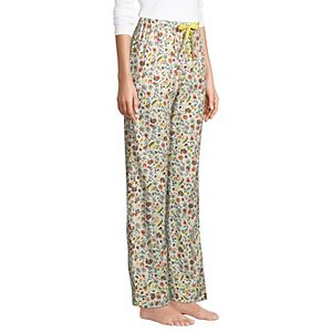 Petite Lands' End Women's Flannel Pajama Pants