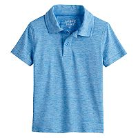 Deals on Toddler Boy Jumping Beans Active Polo