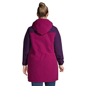 Petite Plus Size Lands' End Squall Insulated Winter Parka