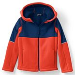 Kids 7-20 Lands' End Bonded Fleece Jacket in Regular & Husky