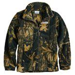 Boys 4-20 Columbia Zing Zip-Up Fleece Jacket