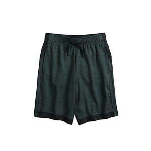 Boys 4-12 Jumping Beans Pieced Active Shorts in Regular, Slim & Husky