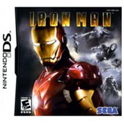 Nintendo DS Iron Man