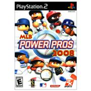 PlayStation 2 MLB Power Pros 2008