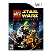 Nintendo Wii LEGO Star Wars: The Complete Saga