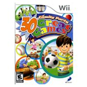 Nintendo Wii Family Party: 30 Great Games