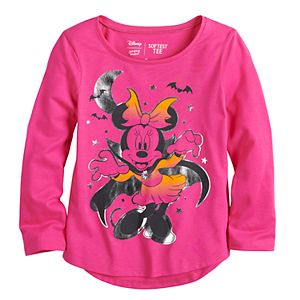Disney's Minnie Mouse Toddler Girl Shirttail Tee by Jumping Beans®