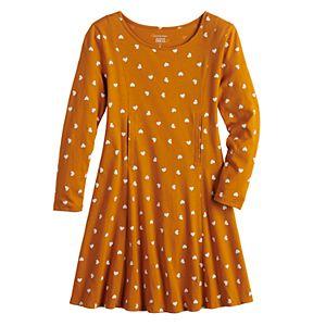Toddler Girl Jumping Beans® Adaptive Princess Seam Dress