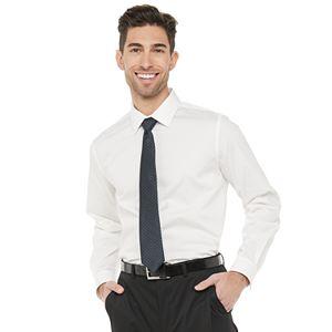 Men's Apt. 9® Athletic-Fit Premier Flex Dress Shirt