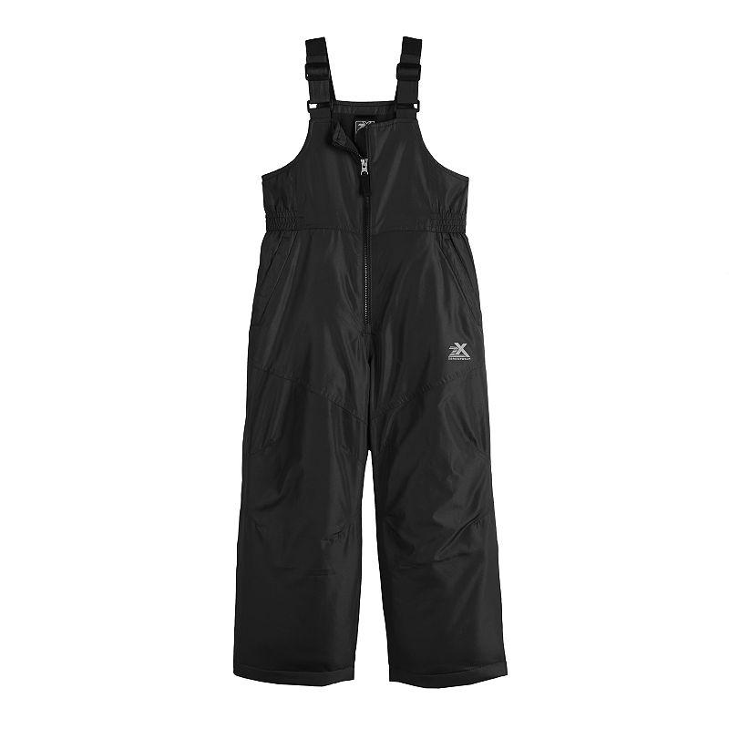 Boys 4-7 ZeroXposur Juvi Bib Snow Pants, Boy's, Black