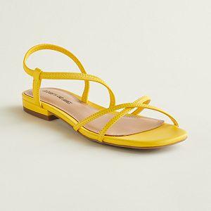 Elizabeth & James Coneflower Women's Strappy Sandals