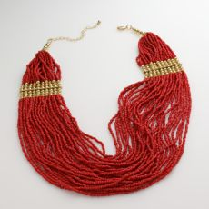 apt. 9 multistrand necklace