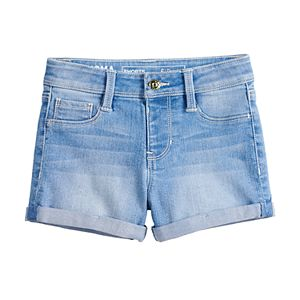 Girls 4-12 Sonoma Goods For Life® Roll-Cuff Shorts